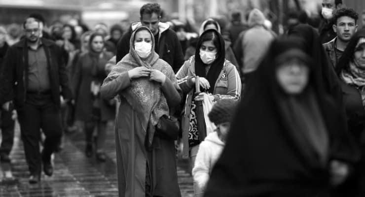 Ölü sayısı 429'a çıkan İran IMF'den 5 milyar dolar istedi