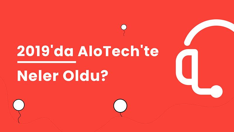 Nevzat Aydın'ın yatırımı AloTech, 2019 yılında 200 milyondan fazla çağrı yanıtladı