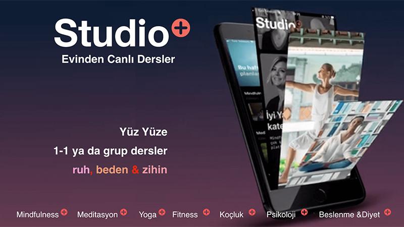 Studio Canlı: İyi yaşam uzmanlarından canlı dersler alabileceğin platform mobil uygulaması