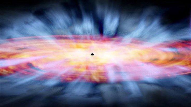Dünya'ya 1000 ışık yılı uzaklıkta bir kara delik bulundu