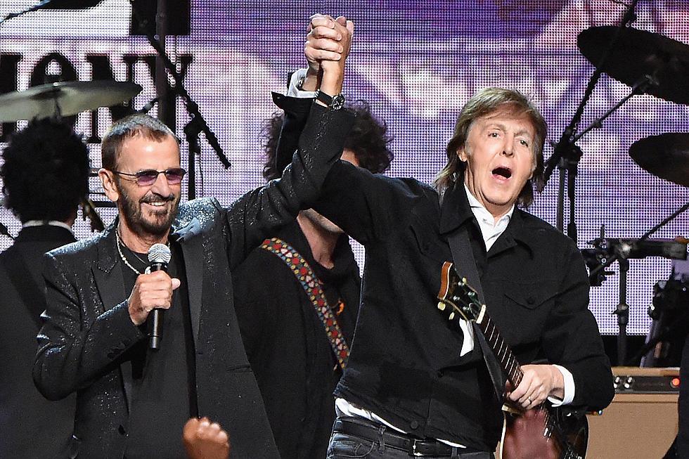 Paul McCartney ve Ringo Starr'ın hiç duyulmayan şarkısı açık artırmada
