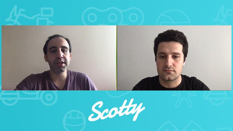 Scotty kurucusu Tarkan Anlar'dan Corona sonrası hizmetlerin devamıyla ilgili açıklama ve yatırım turu
