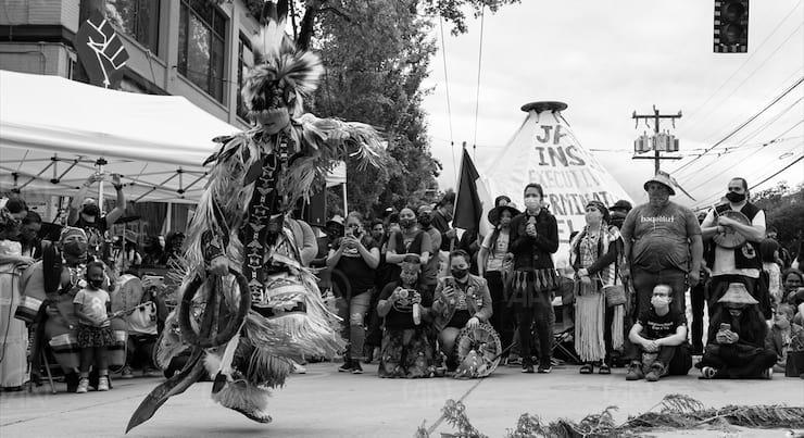 Seattle'da 'Floyd' göstericileri 'otonom bölge' ilan etti