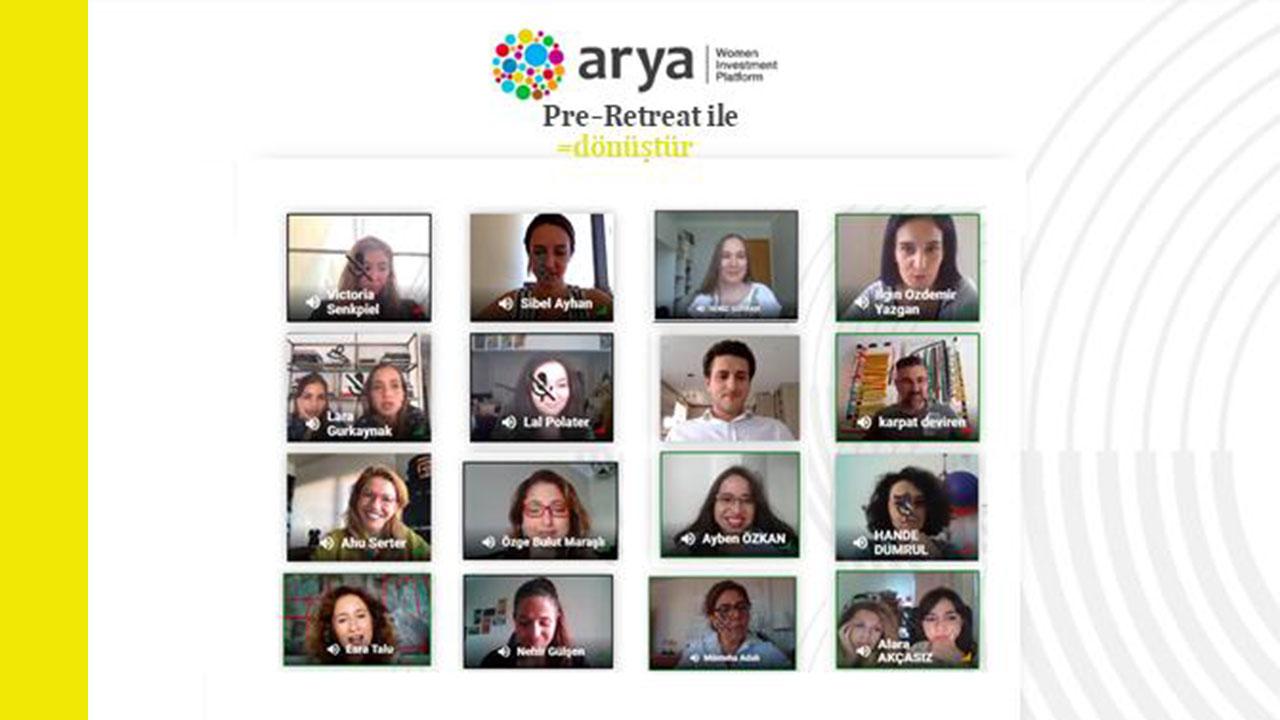 Arya Retreat 2020 dönüşüm yolculuğuna devam edecek 5 girişim açıklandı