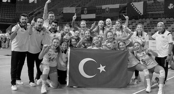 Türkiye 19 Yaş Altı Kız Voleybol Milli Takımı, 2020 Avrupa Genç Kızlar şampiyonu oldu