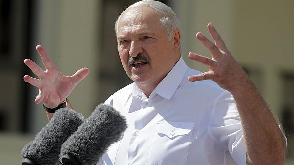 Belarus'u 26 yıldır yöneten Aleksander Lukaşenko