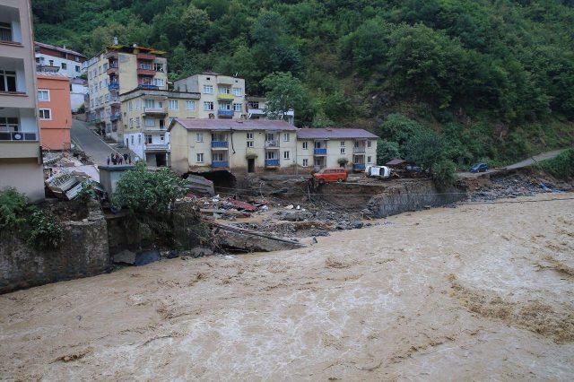 Giresun'daki sel afeti enfeksiyon riskini artırıyor uyarısı yapıldı