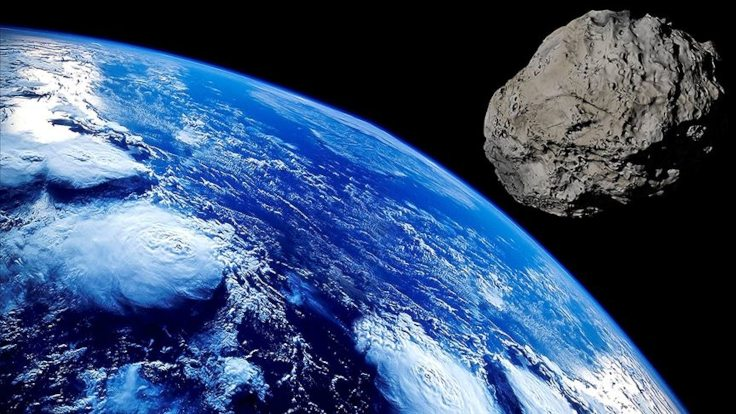 NASA: Asteroid yakından geçecek ama çarpma ihtimali düşük