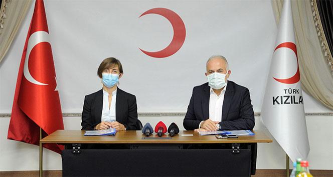 Sağlık çalışanlarına 200 bin dolarlık koruyucu ekipman desteği