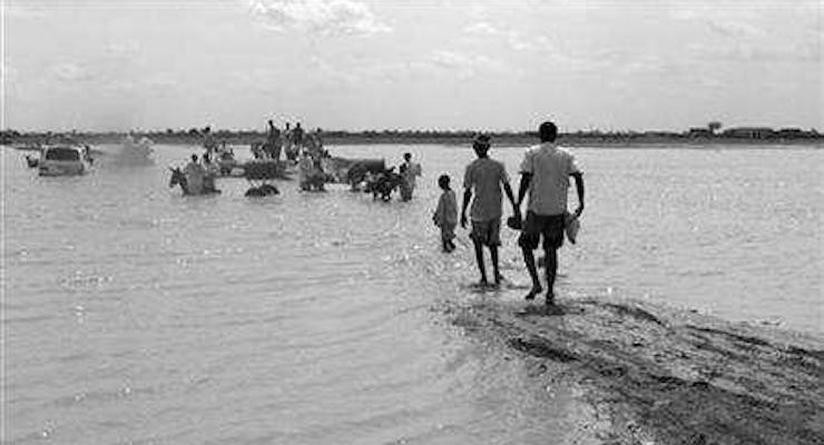Sudan'daki sel felaketinde ölü sayısı 95'e çıktı