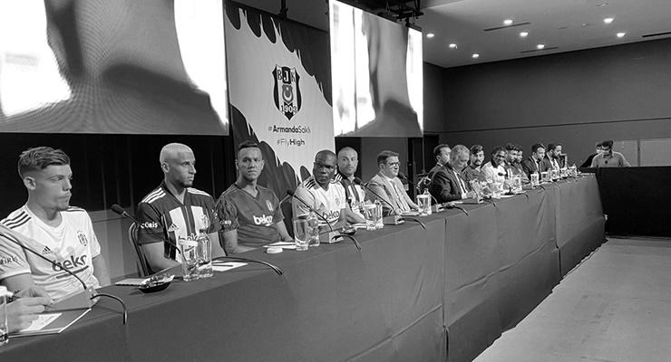 Beşiktaş başkanı: Çoğu transferimizi tarifeli uçakla yaparak her kuruşa sahip çıktık