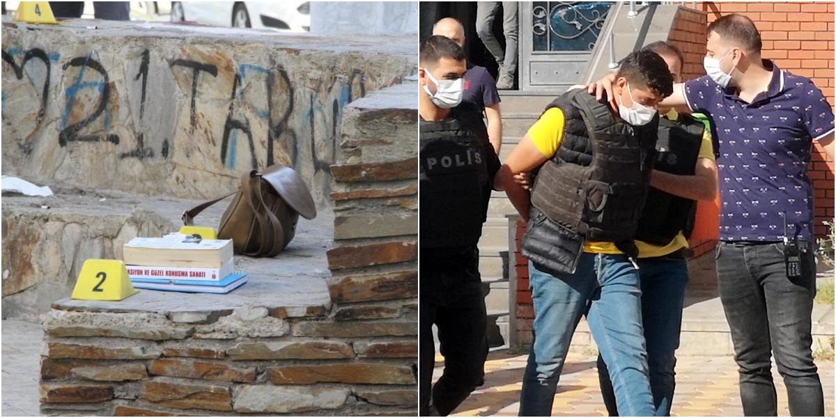 24 Yaşındaki Merve Aslan Kardeşi Mustafa Aslan Tarafından Sokak Ortasında Öldürüldü