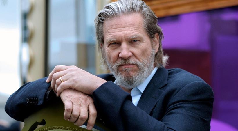 Oscar ödüllü oyuncu Jeff Bridges, lenf kanseri olduğunu açıkladı