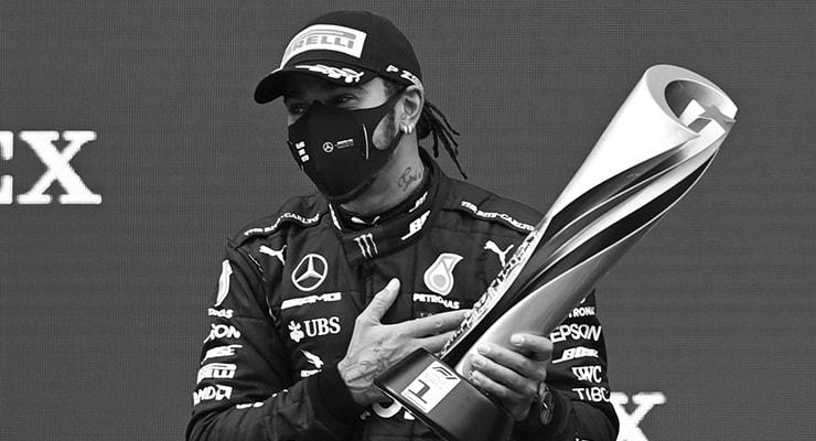 Formula 1 Türkiye Grand Prix'sini Hamilton kazandı: Yedinci şampiyonluğu elde etti