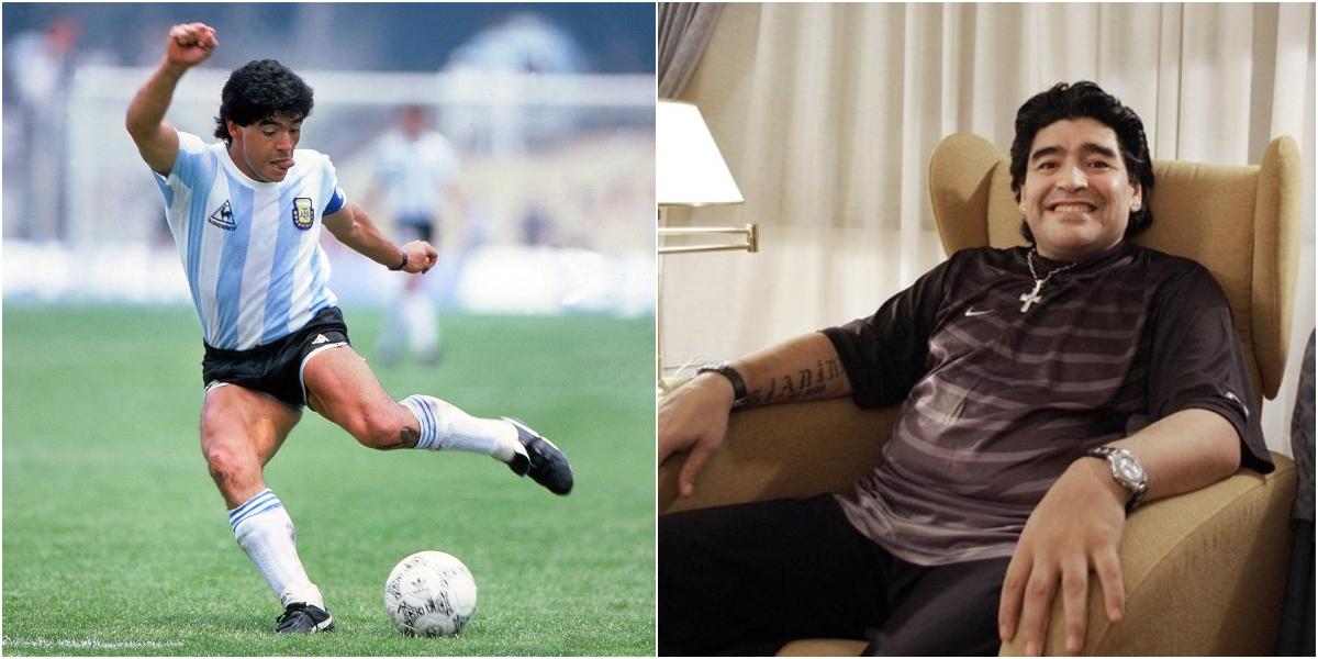 Futbol Camiasından Bir Efsane Geçti: Diego Armando Maradona Yaşamını Yitirdi