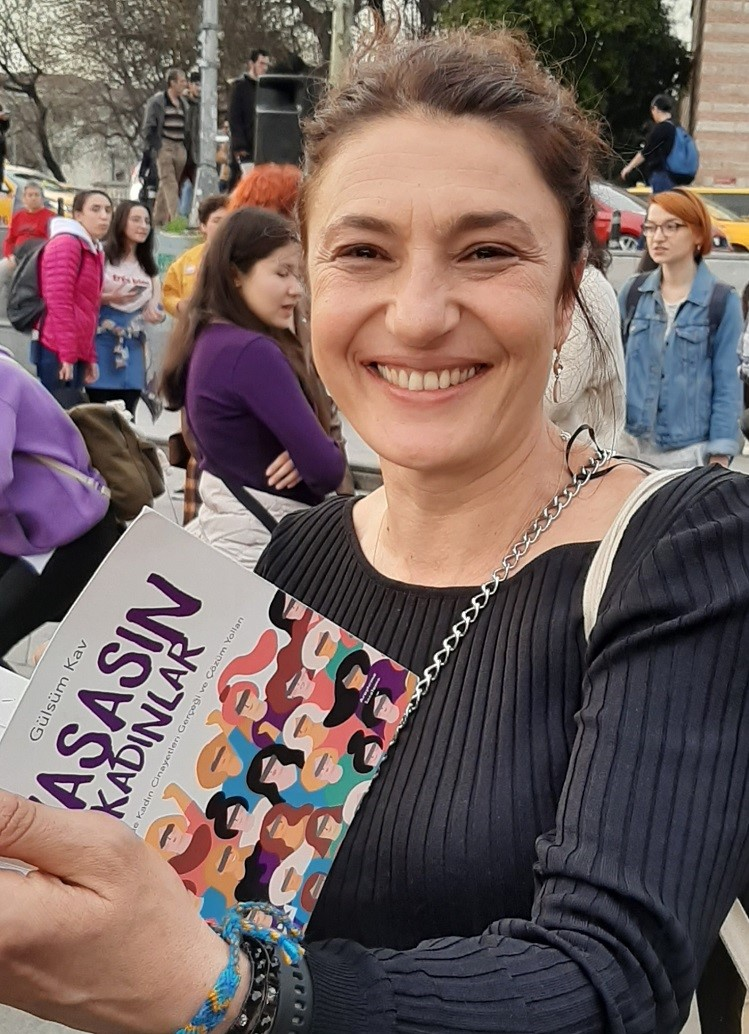 BBC 100 Kadın Listesi'nde Türkiye'den Değişime Öncülük Eden Bir Kadın : Gülsüm Kav - Sivil Sayfalar