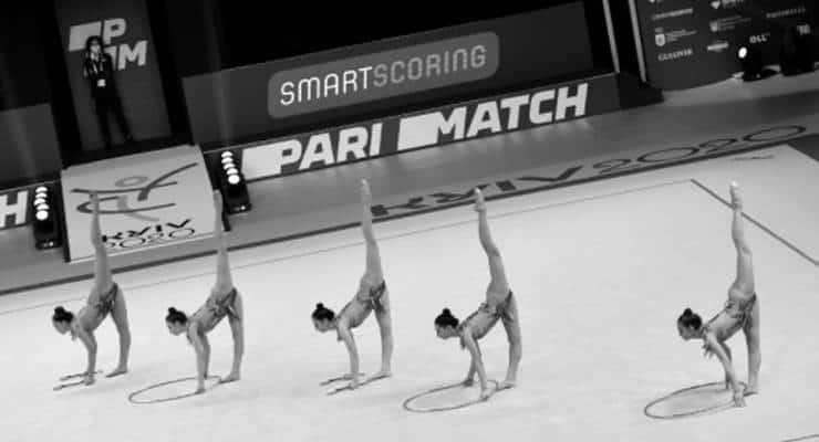 Türkiye, Kadın Ritmik Cimnastik'te ilk kez Avrupa şampiyonu!