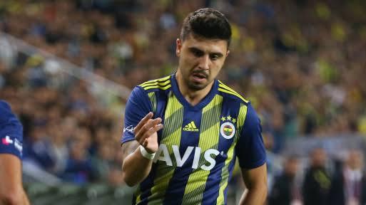 Ozan Tufan'dan Beşiktaş Derbisi Öncesi Harika Performans
