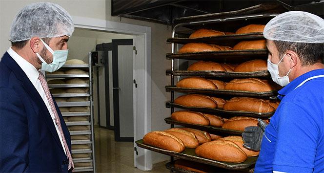 En ucuz ekmek bu ilçede