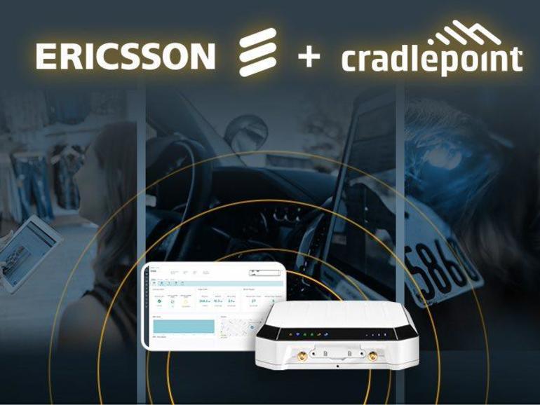 Ericsson'un Cradlepoint'i satın alma süreci tamamlandı