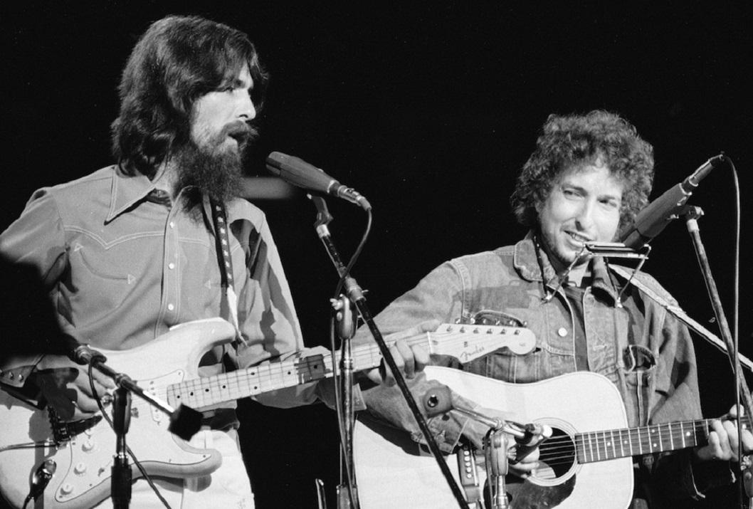 Bob Dylan ve George Harrison'ın ortak kayıtlarını içeren albüm ilk kez yayımlanacak