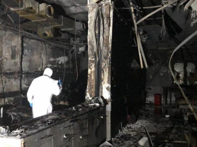 Gaziantep'teki COVID servisindeki patlamanın ardından savcılık çalışanları ifadeye çağırdı