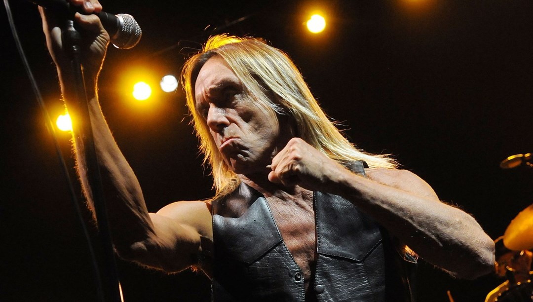 Iggy Pop'tan Covid şarkısı: 'Dirty Little Virus'