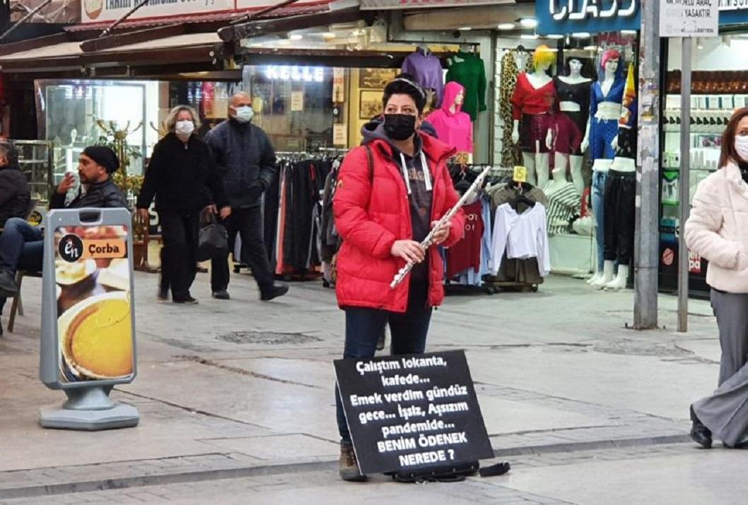 Kültür ve Turizm Bakanı Ersoy: 'Geliri olmayan müzisyenlere destek olacağız'