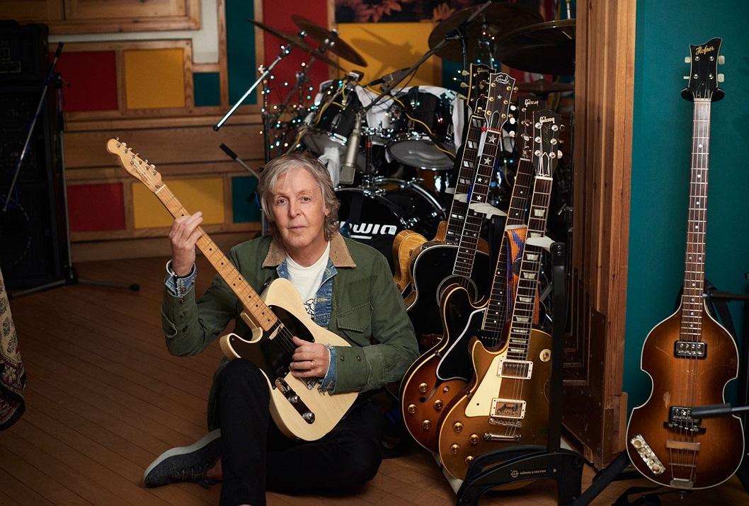 Paul McCartney'nin yeni solo albümü yayımlandı