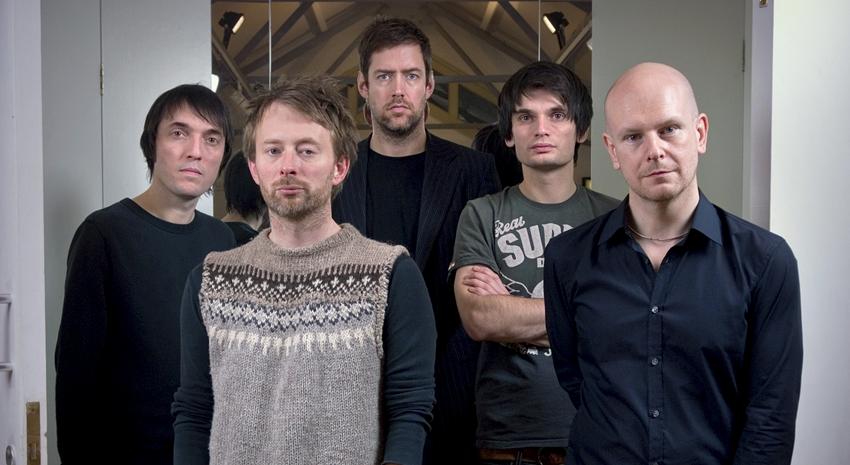 Radiohead, Noel ve yeni yıl tatilleri için dijital kutlama kartları hazırladı