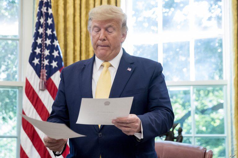 Trump Savunma Bütçesini Veto Etti