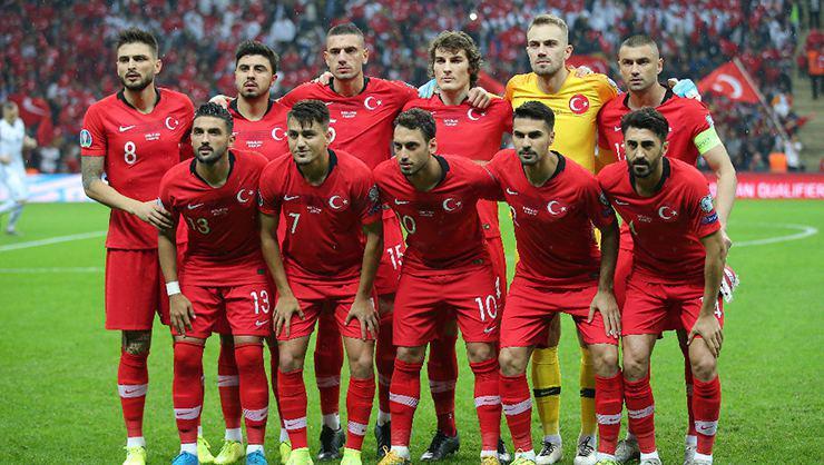 Türkiye'nin Dünya Kupası Elemelerinde Rakipleri Belli Oldu