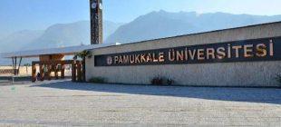 Pamukkale Üniversitesi Öğretim Görevlisi alım ilanı
